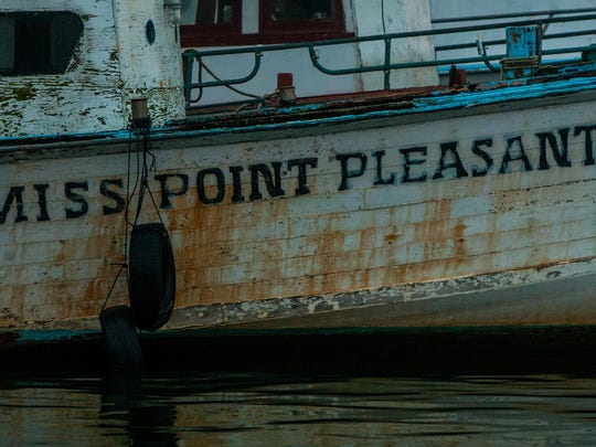 The party fishing boat the Miss Point Pleasant II which had been in use since the late 1950 was dismantled last November.