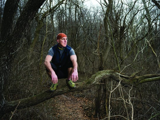 Writer Chris McDougall Natural Born Heroes fitness exercise