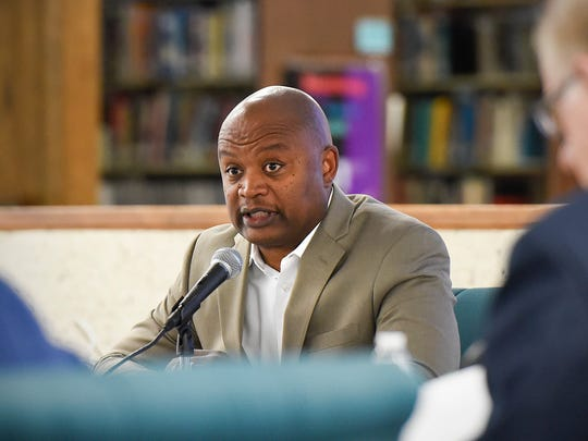 St. Cloud schools Superintendent Willie Jett.