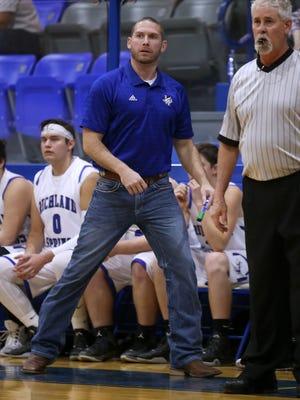 Coach Tipton