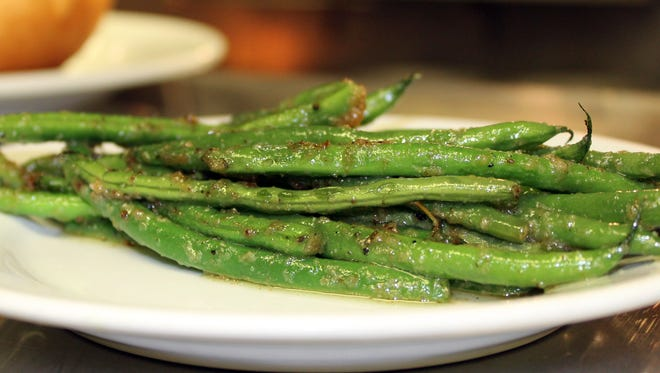 Haricot verts from Le Reve Patisserie & Cafe.