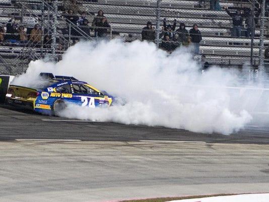 USP NASCAR: FIRST DATA 500 S NAS USA VA