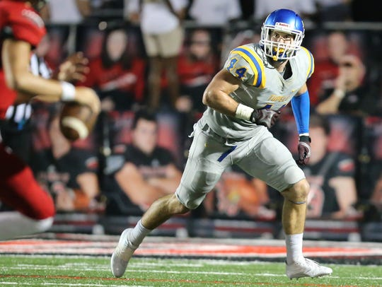 Tupelo's Jett Johnson said he will sign with Mississippi