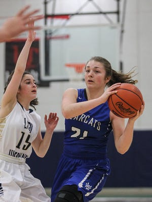 Walton-Verona's Hailey Ison is the state's fifth-leading scorer at 25.4 points per game.