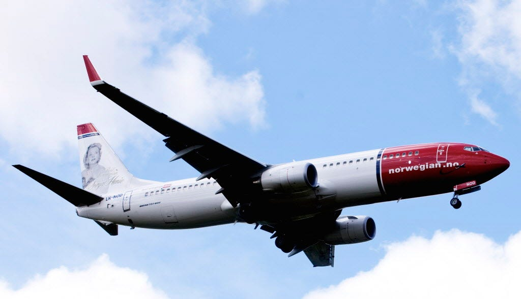 Norwegian expands UK network with new routes from Manchester ...