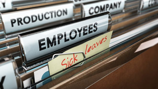 Paid sick time will be expanded to more federal contractors.