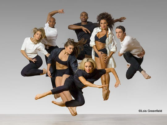 Parsons Dance will take the stage Saturday, Feb. 22, 2 p.m. 8 p.m., Cobb Great Hall.