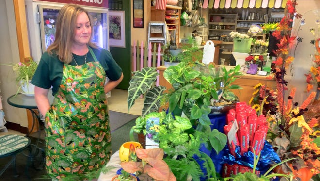 Lori Jacobson, who owns and operates Lollypops & Roses at 2050 Lancaster Dr NE., Salem, is taking on Stayton Flowers, which closed June 30 after serving the Santiam Canyon for more than 100 years.