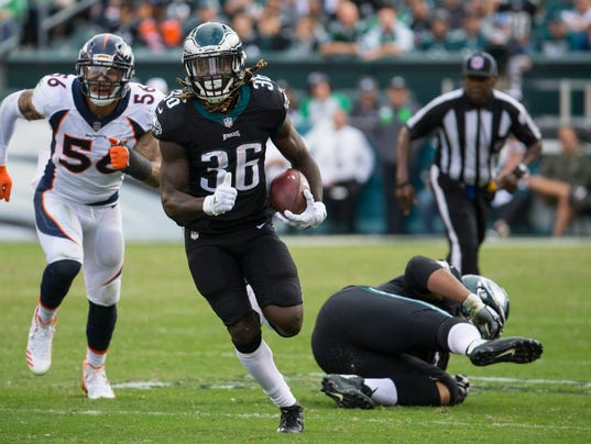 Image result for jay ajayi eagles