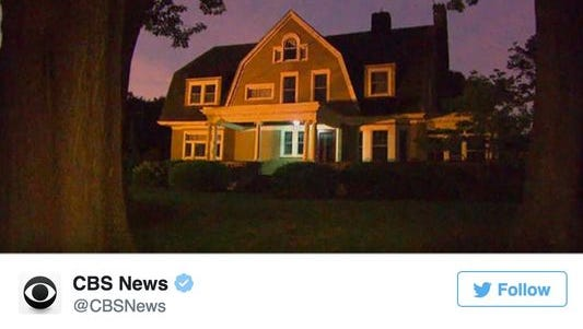 """A family says their Westfield, N.J., home is the target of a stalker called """"The Watcher."""""""