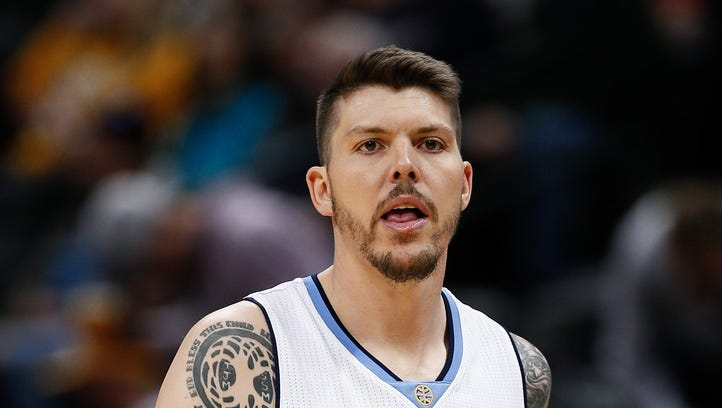 Former Mitchell standout Mike Miller re-ups with Denver Nuggets