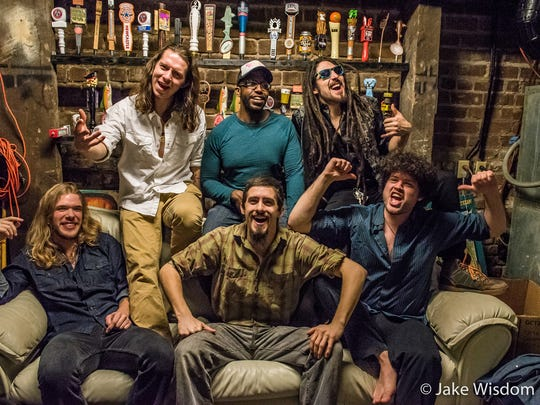 Gang of Thieves headlines the inaugural Eat More Kale Festival in East Montpelier on Saturday.