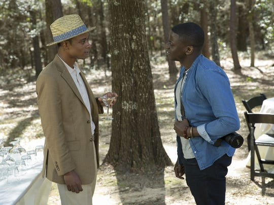 """Daniel Kaluuya and Lakeith Stanfield in """"Get Out."""""""
