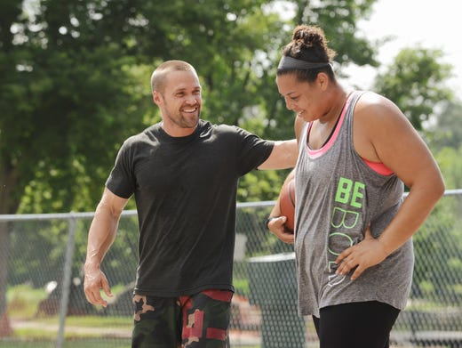 Canandaigua Grad On Extreme Weight Loss