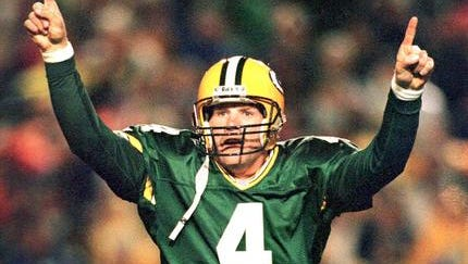 Brett Favre led a Packers franchise mired in  mediocrity to two Super Bowl appearances and subsequent financial health.