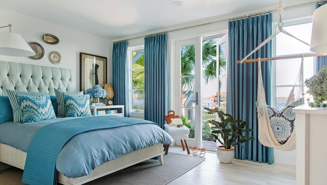 Most of the furnishings inside HGTV's Merritt Island Dream Home were supplied by Ethan Allen. The