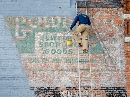 PTH1101 COLDWELL BANKER MURAL