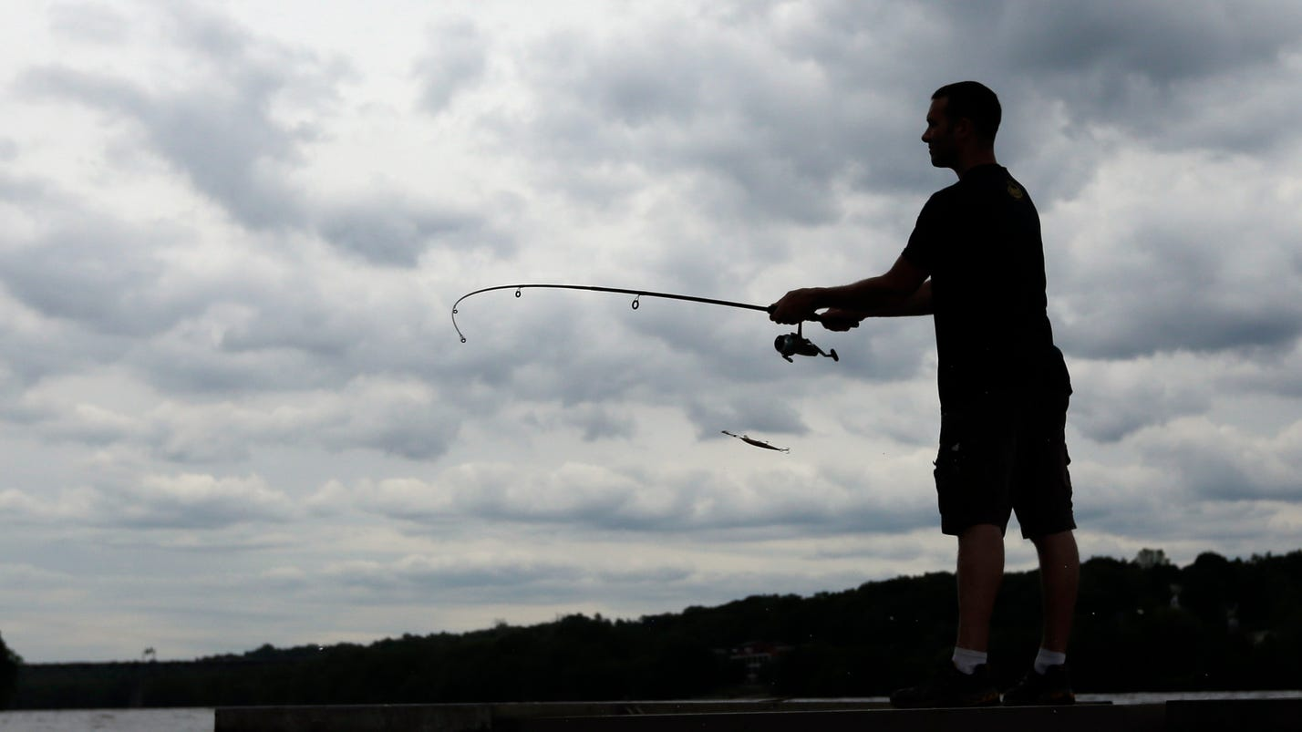 Ny allows fishing for free without licenses this weekend for Free fishing license ny