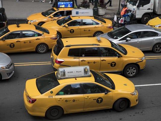 Taxi Turmoil