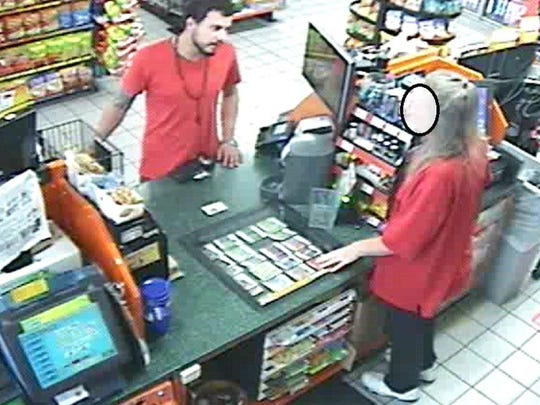 Peoria police say they are looking for this man in