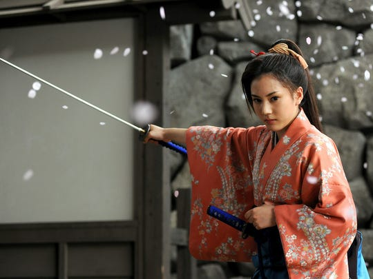 "Chihiro Yamamoto stars in ""Uzumasa Limelight,"" which looks at actors who starred in old samurai movies."