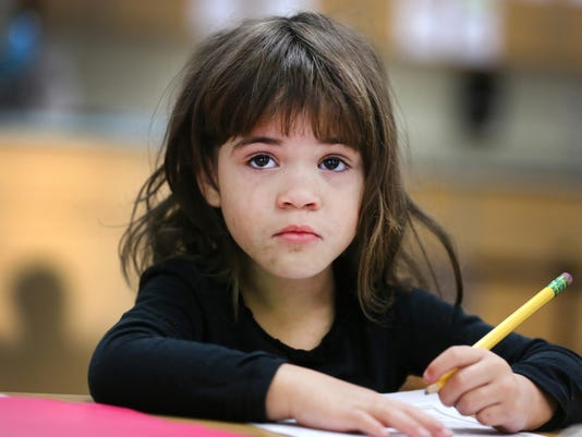 September 22, 2015. Millvale, Taylor Academy, Poverty, Liz Dufour