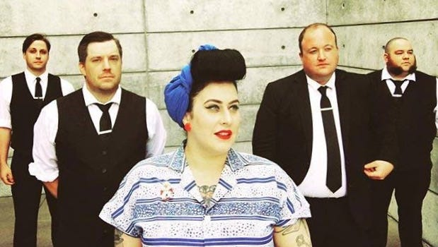 Davina and the Vagabonds will perform on July 11.