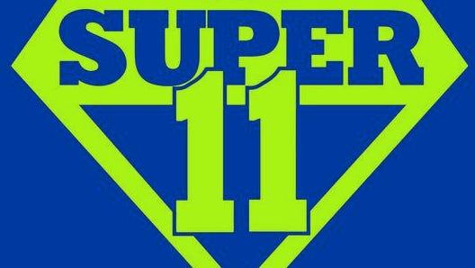 Super 11 logo, lohud.com.