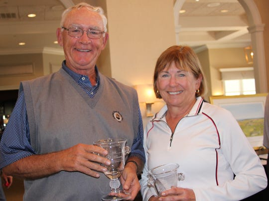 As part of The National Mercedes-Benz Dealers Championships, Vasari Country Club hosted 124 golfers in a 2-person net best ball. The overall event winners were Kathy and John Carroll with a net score of 55. They are eligible to compete in Dallas in December in the National Finals representing Vasari Country Club and Mercedes-Benz of Bonita Springs.