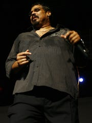 """Michael """"Wonder Mike"""" Wright of The Sugarhill Gang,"""