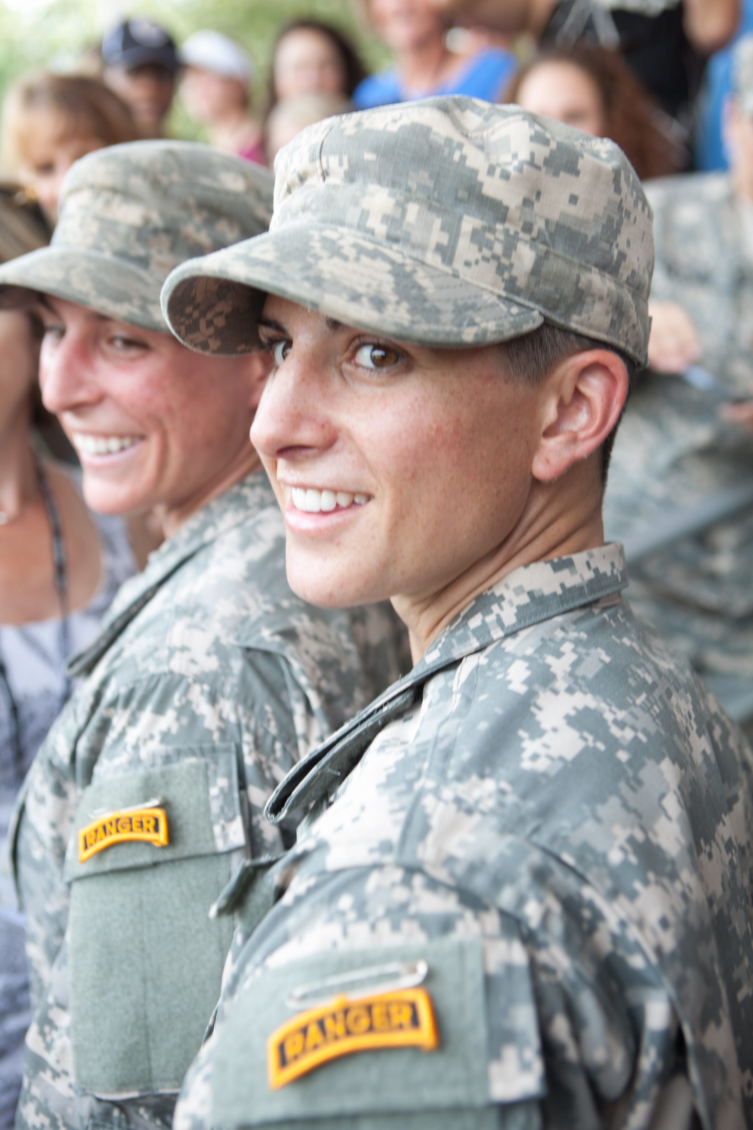 Can women join the marines