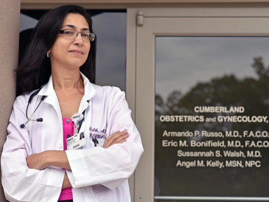 Dr. Sussannah Walsh,MD