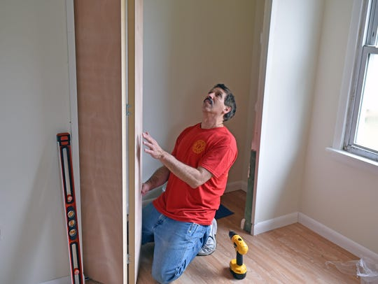 The Cumberland County Longterm Recovery Group is renovating