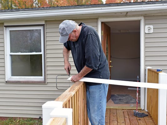 Cumberland County Longterm Recovery Group renovated Home