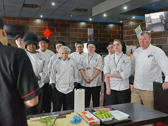 Cumberland County Technical Education Center culinary