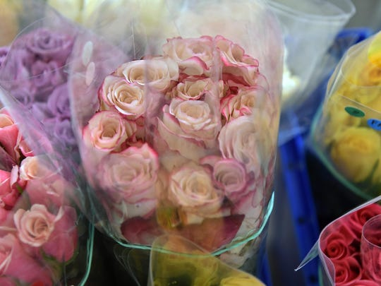 The Vineland fire department are selling over 1500 dozen varierty of roses at Station #6 for  ValentineÕs Day weekend.     Feb. 11, 2016