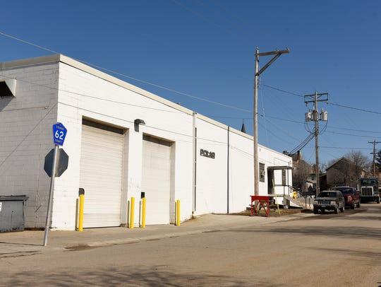 Polar Tank Trailer manufacturing facility Thursday,