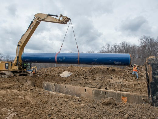 Karegnondi water system rooted in frustration