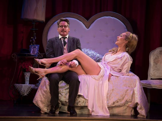 "Centaur Theatre presents ""Last Night at the Gayety"" in Montreal through May 15."