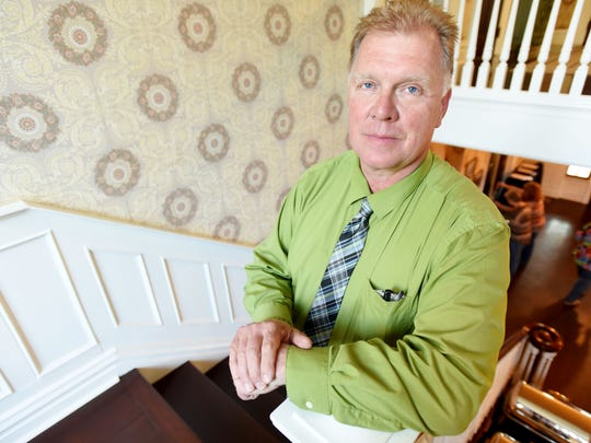 Jimmy Hall is the owner of Grace Estate  in Minden