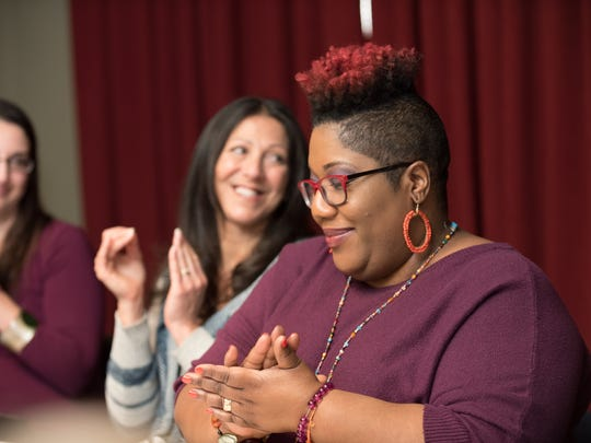 Tokeya C. Graham is one of 13 local moms cast in this year's Listen To Your Mother show.