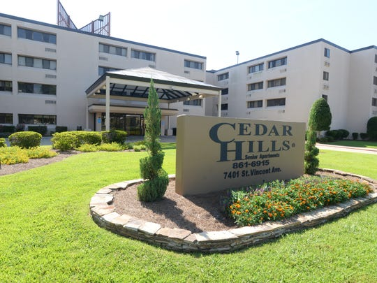 Cedar Hills is an affordable housing unit in Shreveport that services the elderly.