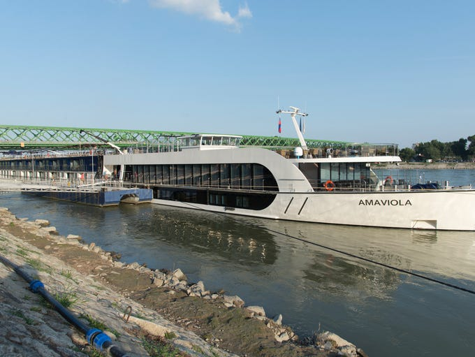 Unveiled on the Danube River in June 2016, AmaWaterways'