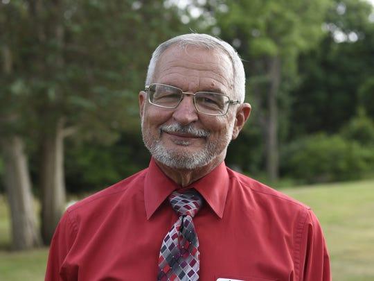 Tom Stierwalt is seeking re-election as Sandusky County