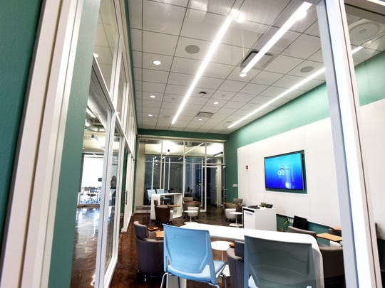 CSRA, which is expected to bring a total of 800 new jobs to Bossier City by June 2018, will open its 96,000 square-foot, state-of-the-art IT delivery center on Nov. 15  at the National Cyber Research Park in Bossier.