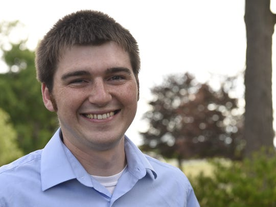 Democrat Chris Liebold is running for a seat on Fremont City Council in the city's Fourth Ward.