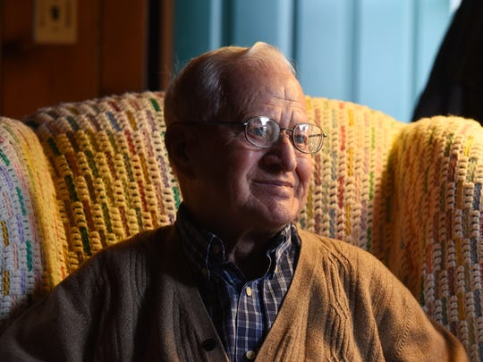 John Tignor of White Cottage talks about his service in the US Army on the European Front during World War II.