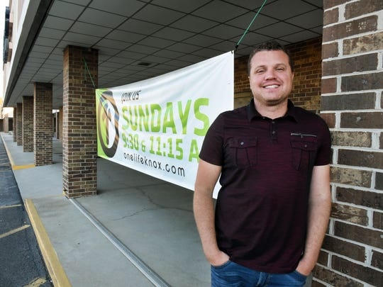 Pastor Rodney Arnold, of OneLife Church in Powell, is a leading voice in wanting the city to remove a distance requirement for alcohol sells near churches Thursday, Nov. 17, 2016. Arnold says it makes finding property for storefront churches hard to find.