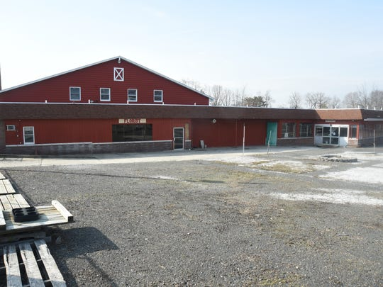The former D'Angelo Farms in Dumont.