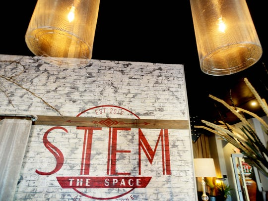 Inside STEM The Space located on Line Ave.